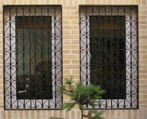 حفاظ پنجره فرفرژه