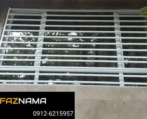 آیا استفاده از حفاظ آهنی پنجره دوجداره لازم است ؟