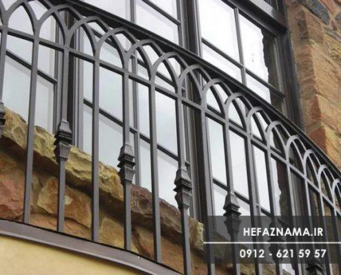 پروژه حفاظ پنجره متحرک 2