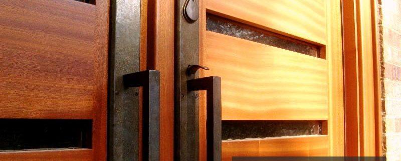 آیا این نوع درب آکاردئونی چوبی ضد آب است ؟