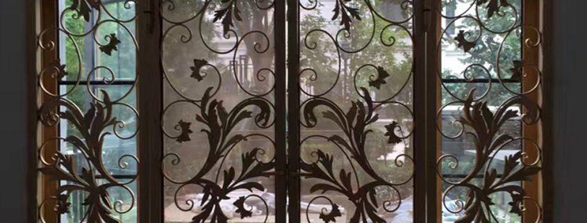 فروش و نصب حفاظ پنجره در تهران