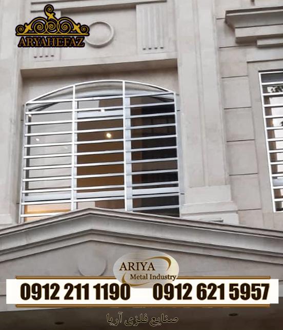 حفاظ پنجره ساختمان - حفاظ پنجره - حفاظ نما