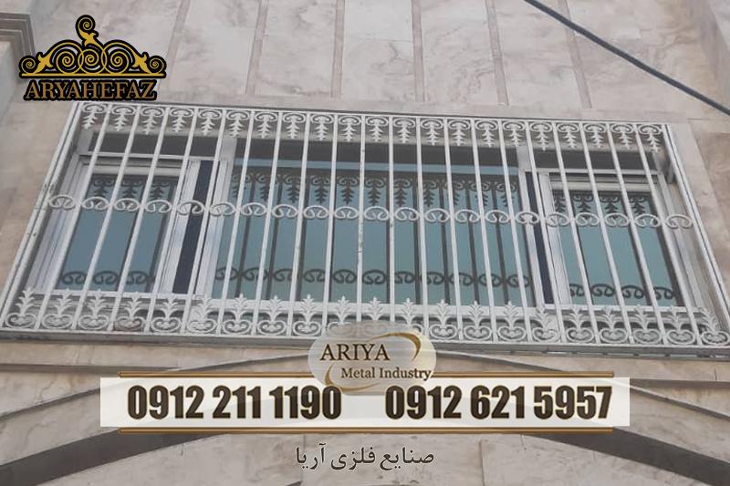 نصب حفاظ پنجره - حفاظ نما
