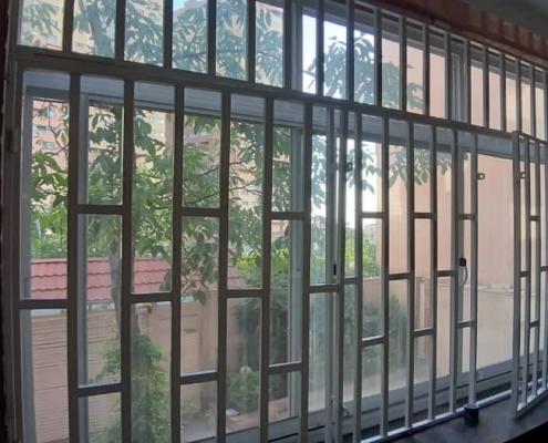 قیمت حفاظ پنجره متحرک - حفاظ پنجره - حفاظ نما